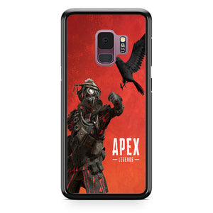 Apex Legends Bloodhound Red Samsung Galaxy S9 Case | Babycasee
