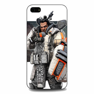 Apex Legends Gibraltar iPhone 5|5S|SE Case | Babycasee