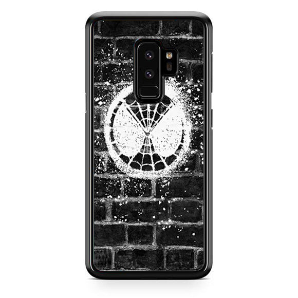 Spiderman Far From Home Logo Samsung Galaxy S9 Plus| Babycasee