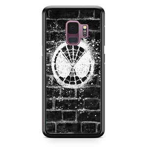 Spiderman Far From Home Logo Samsung Galaxy S9 Case | Babycasee