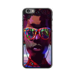 Miles Morales Sunglasses Spiderman Into The Spider Verse Aesthetics iPhone 6|6S Case | Babycasee