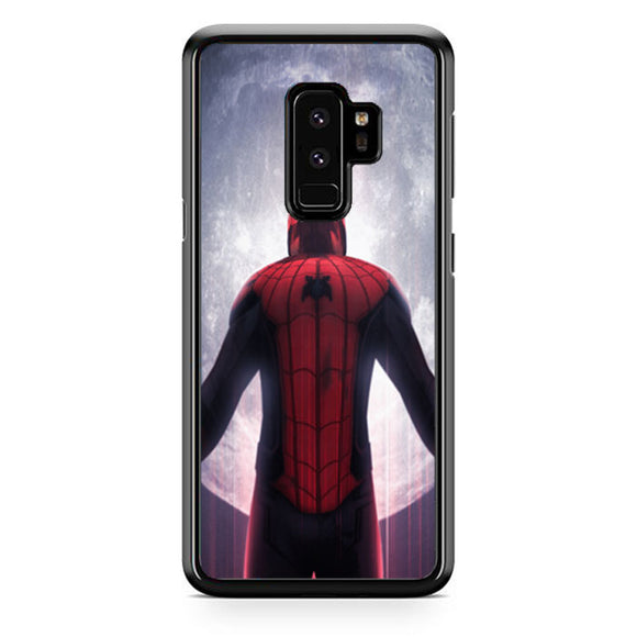 Spiderman Far From Home Jump Moon Samsung Galaxy S9 Plus| Babycasee