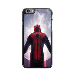 Spiderman Far From Home Jump Moon iPhone 6|6S Case | Babycasee