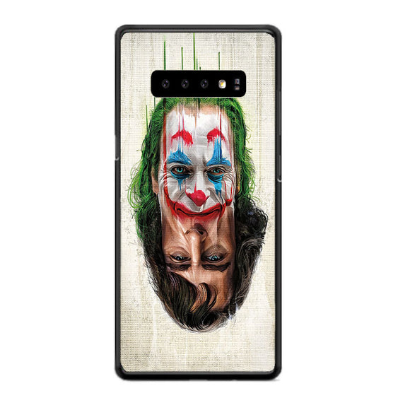 Joker 2019 Movie Poster Joaquin Phoenix Samsung Galaxy S10 Case | Babycasee