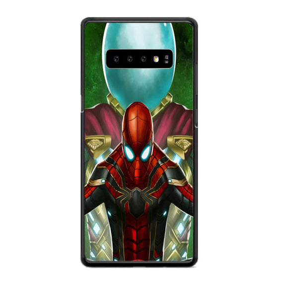 Spiderman Far From Home Mysterio Samsung Galaxy S10 Case | Babycasee