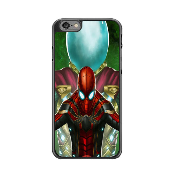 Spiderman Far From Home Mysterio iPhone 6 Plus|6S Plus Case | Babycasee