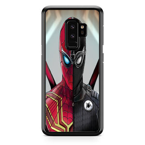Spiderman Far From Home Iron Spider Night Monkey Stealth Suit Samsung Galaxy S9 Plus| Babycasee