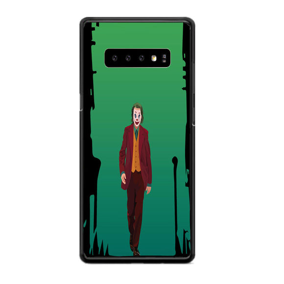 Joker Movie 2019 Minimalist Art Samsung Galaxy S10 Case | Babycasee