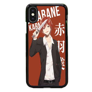 Karma Akabane Assassination Classroom Anime iPhone XS Max Case | Babycase