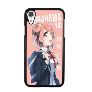 Yui Yuigahama Yahari Ore No Seishun Love Comedy Wa Machigatteiru iPhone XR Case | Babycase