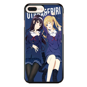 Utaha Kasumigaoka Eriri Spencer Sawamura Saenai Heroine No Sodatekata Anime iPhone 8 Plus Case | Babycase