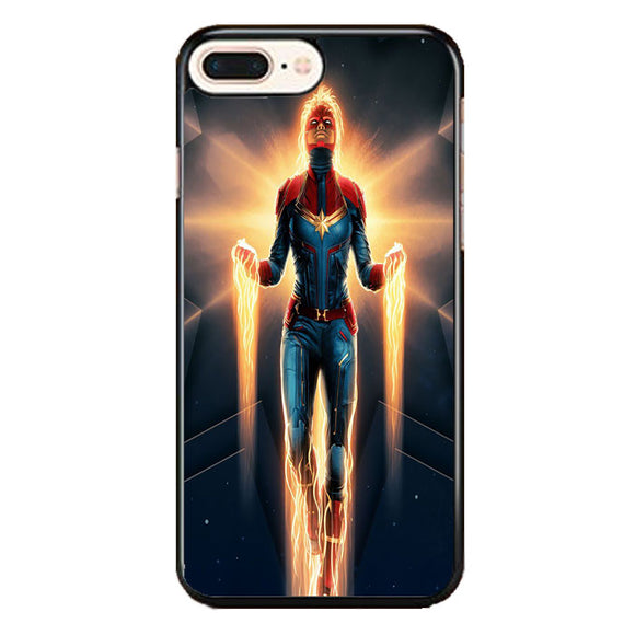 Captain Marvel Movie iPhone 8 Plus Case | Babycase
