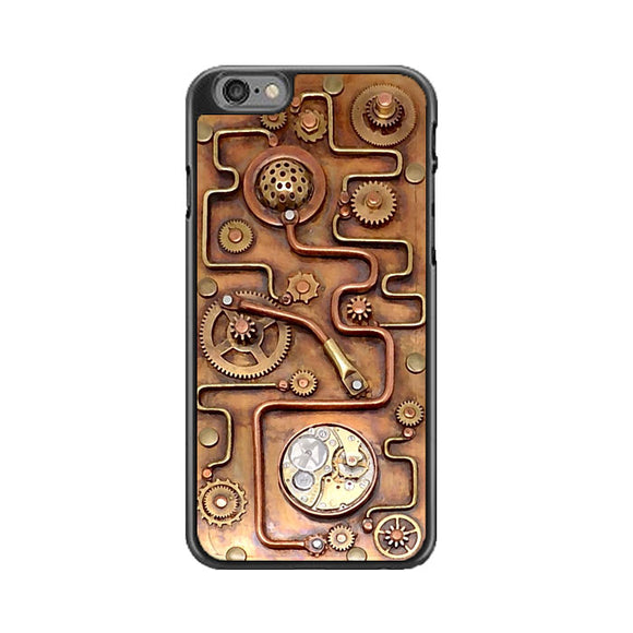 Vintage Retro Steampunk iPhone 6|6S Case | Babycase