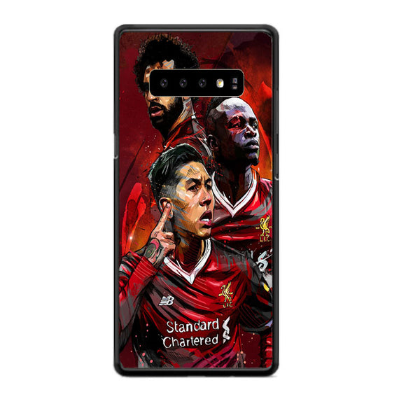 Champions League 2019 Liverpool Samsung Galaxy S10 Case | Babycase