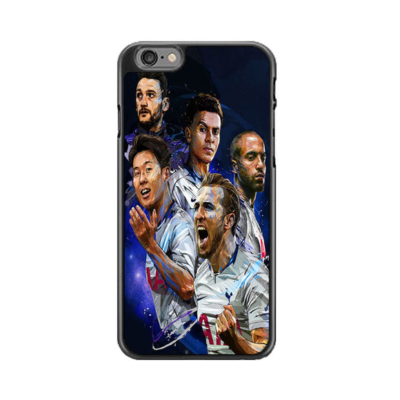 Champions League 2019 Tottenham Hotspur iPhone 6|6S Case | Babycase