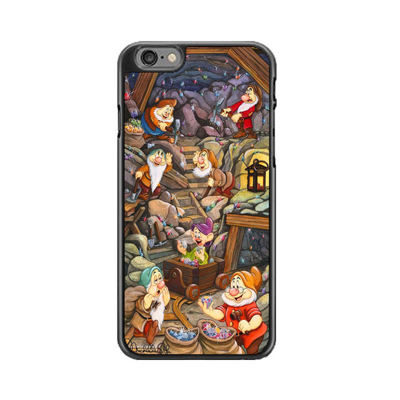 Michelle St Laurent Disney Snow White And Seven Dwarf iPhone 6 Plus|6S Plus Case | Babycase