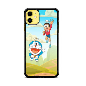 Doraemon Nobita Take Copter iPhone 11 Case | Babycase