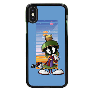 Marvin The Martian Planet Gun iPhone XS Max Case | Babycase