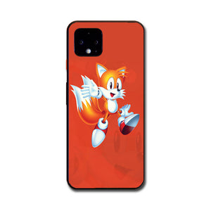 Miles Tails Power Classic Sonic World Google Pixel 4 XL Case | Babycase