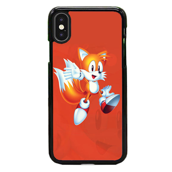 Miles Tails Power Classic Sonic World iPhone X Case | Babycase