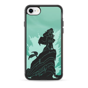 Onceupon A Time Little Mermaid iPhone 8 Case | Babycase