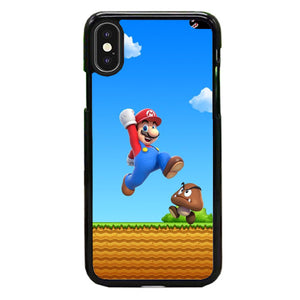 Mario And Bullet Bill Wallpaper iPhone XS Max Case | Babycase