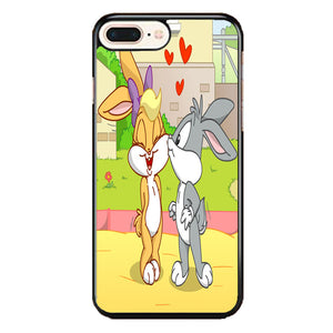 Lola Bunny And Bugs Bunny iPhone 8 Plus Case | Babycase