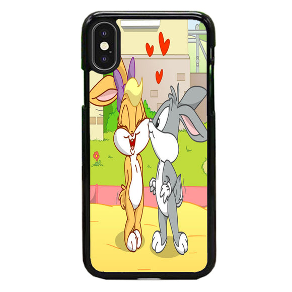 Lola Bunny And Bugs Bunny iPhone XS Max Case | Babycase