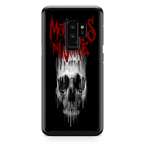 Motionless In White Skull Samsung Galaxy S9 Plus Case | Babycase