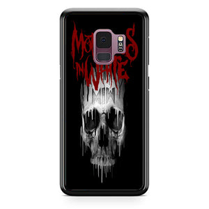 Motionless In White Skull Samsung Galaxy S9 Case | Babycase