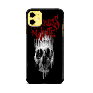 Motionless In White Skull iPhone 11 Case | Babycase