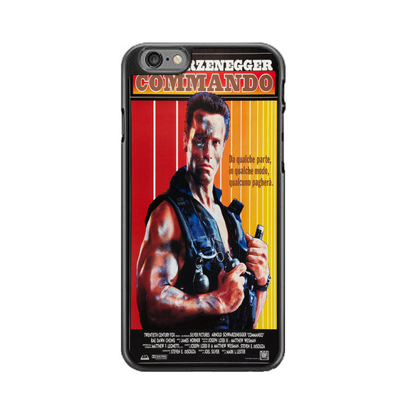 Schwarzenegger Commando iPhone 6|6S Case | Babycasee