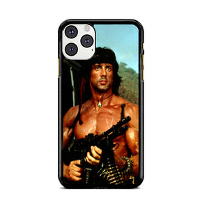 Sylvester Stallone Story Notes For Rambo iPhone 11 Pro Max Case | Babycasee