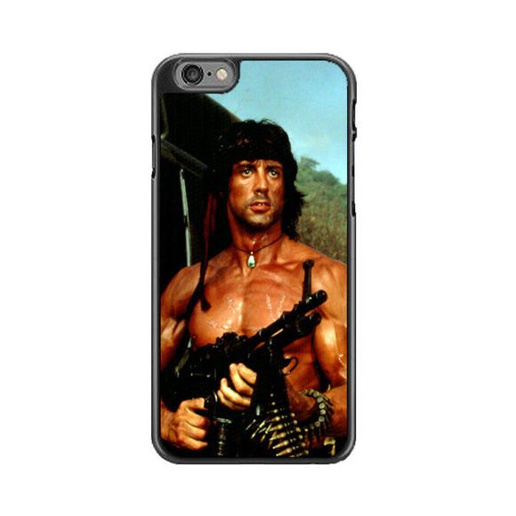 Sylvester Stallone Story Notes For Rambo iPhone 6|6S Case | Babycasee