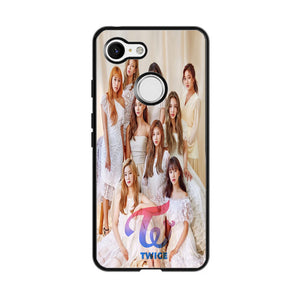 Twice Kpop Group Members Google Pixel 3 Case | Babycasee