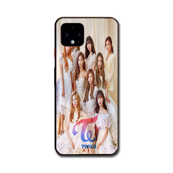 Twice Kpop Group Members Google Pixel 4 XL Case | Babycasee