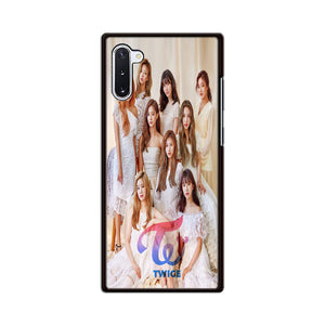 Twice Kpop Group Members Samsung Galaxy Note 10 Case | Babycasee
