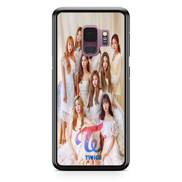 Twice Kpop Group Members Samsung Galaxy S9 Case | Babycasee
