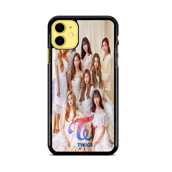 Twice Kpop Group Members iPhone 11 Case | Babycasee