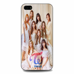 Twice Kpop Group Members iPhone 5|5S|SE Case | Babycasee