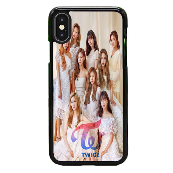 Twice Kpop Group Members iPhone XS Max Case | Babycasee