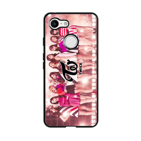 Twice Kpop Members Proofile Google Pixel 3 Case | Babycasee