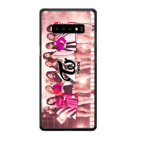 Twice Kpop Members Proofile Samsung Galaxy S10e Case | Babycasee