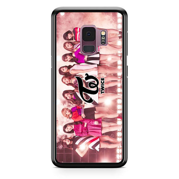 Twice Kpop Members Proofile Samsung Galaxy S9 Case | Babycasee