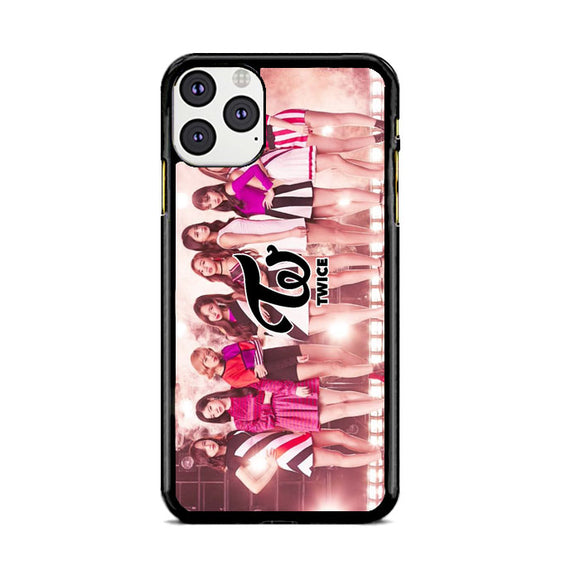Twice Kpop Members Proofile iPhone 11 Pro Case | Babycasee