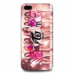 Twice Kpop Members Proofile iPhone 5|5S|SE Case | Babycasee