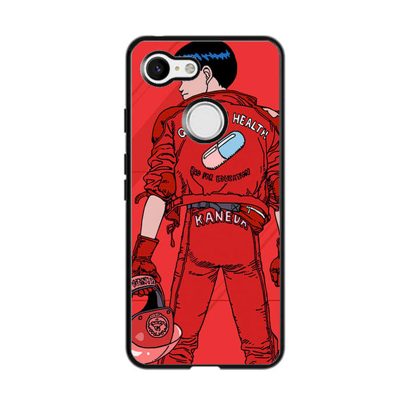 Akira Good For Health Legend Google Pixel 3 Case | Babycasee