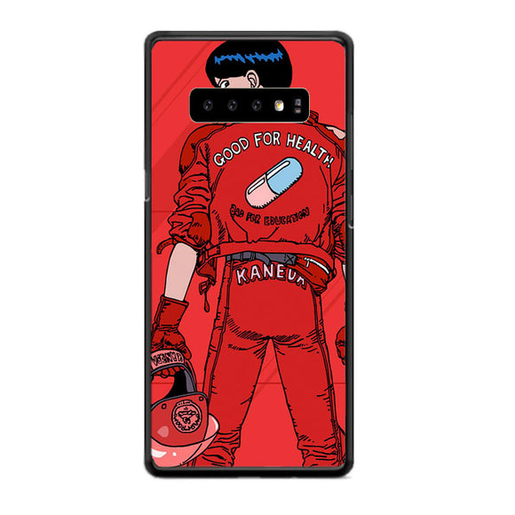 Akira Good For Health Legend Samsung Galaxy S10 Case | Babycasee