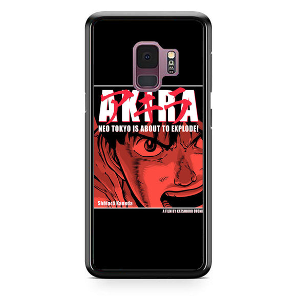 Akira Neo Tokyo Is About Explode Samsung Galaxy S9 Case | Babycasee