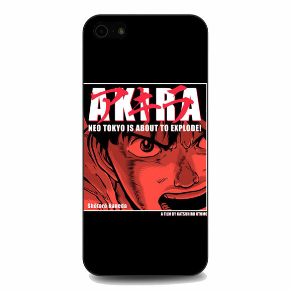 Akira Neo Tokyo Is About Explode iPhone 5|5S|SE Case | Babycasee